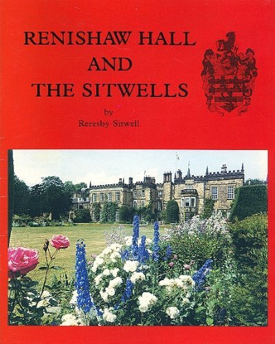 9780851001340: Renishaw Hall and the Sitwells
