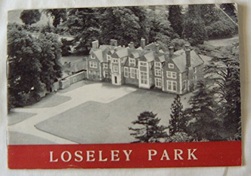 Loseley Park, near Guildford, Surrey: Historic home: Unknown Author