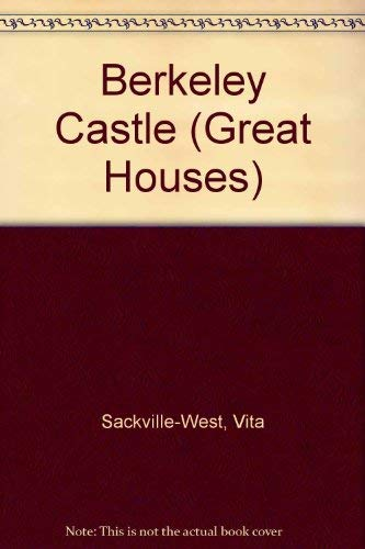 9780851011769: Berkeley Castle (Great Houses)