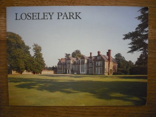 Loseley Park, near Guildford, Surrey: The Historic