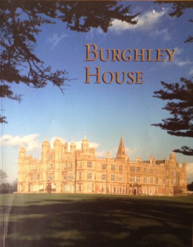 9780851013510: Burghley House (Great Houses of Britain)
