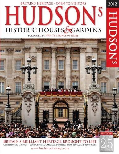 9780851014951: Hudson's Historic Houses & Gardens, Castles and Heritage Sit