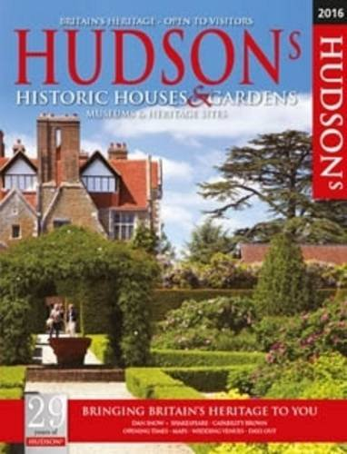 9780851015699: Hudson's Historic Houses & Gardens, Castles and Heritage Sites 2016