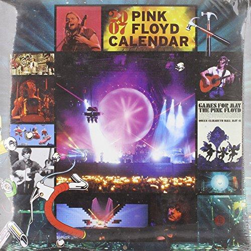 9780851019598: Pink Floyd Square Calendar 2007