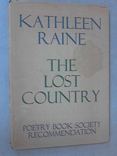 9780851051949: The lost country