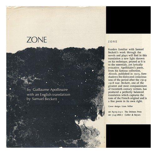 9780851052151: Zone