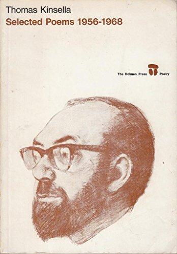 Selected Poems, 1956-68: Kinsella, Thomas