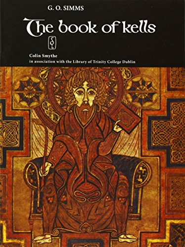 9780851052984: Book of Kells: A Selection of Pages Reproduced with Description
