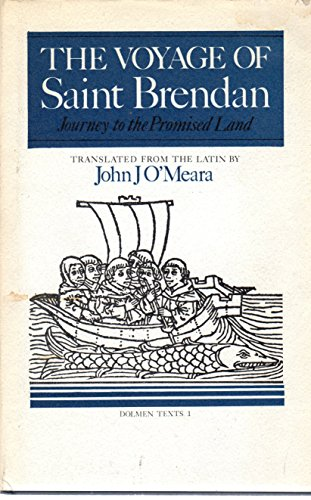 9780851053318: Voyage of Saint Brendan: Journey to the Promised Land