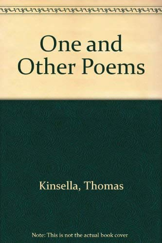 One & Other Poems: Kinsella, Thomas