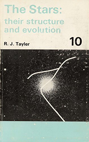 9780851091105: The Stars: Their Structure and Evolution (Wykeham Science Series)