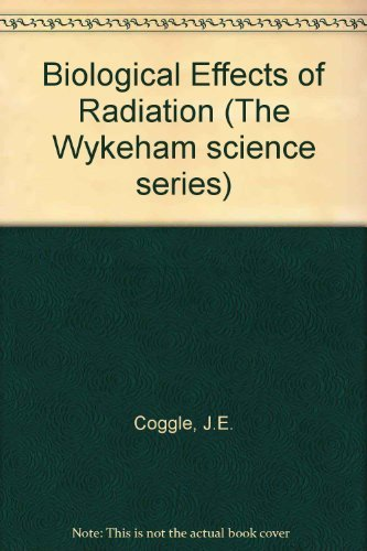 9780851092003: Biological Effects of Radiation