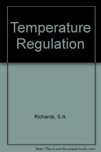 9780851093604: Temperature Regulation