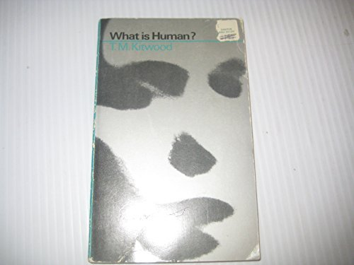 What is Human? (Pocket Books): Kitwood, T.M.