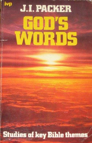 9780851104348: God's Words: Studies of Key Bible Themes