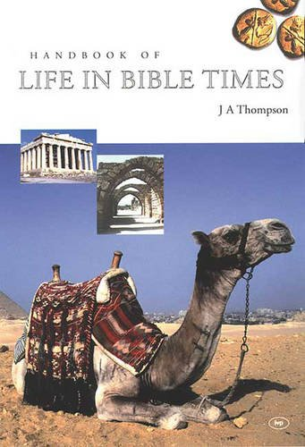 9780851106335: Handbook of Life in Bible Times