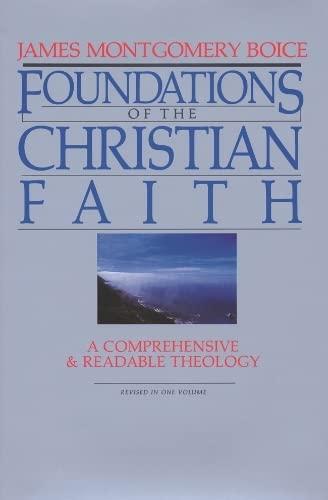 9780851106373: Foundations of the Christian Faith