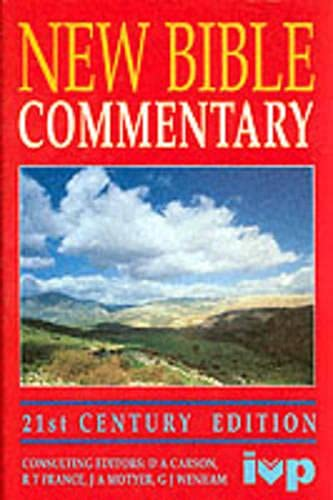9780851106489: New Bible Commentary: 21st Century Edition