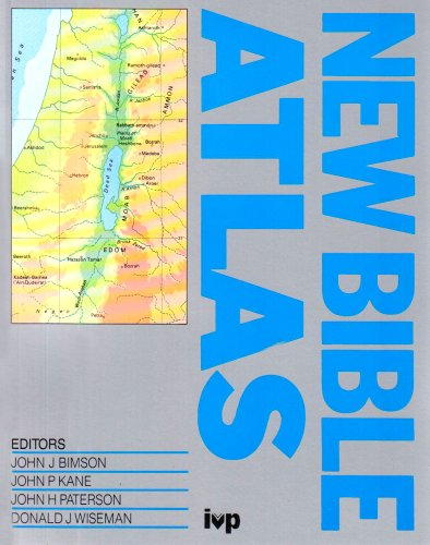 9780851109534: New Bible Atlas