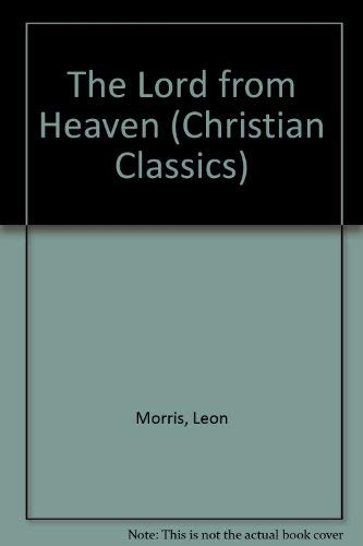 Lord from Heaven (Pocketbooks): Morris, Leon