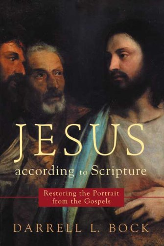 9780851112886: Jesus According to Scripture: Restoring the Portrait from the Gospels