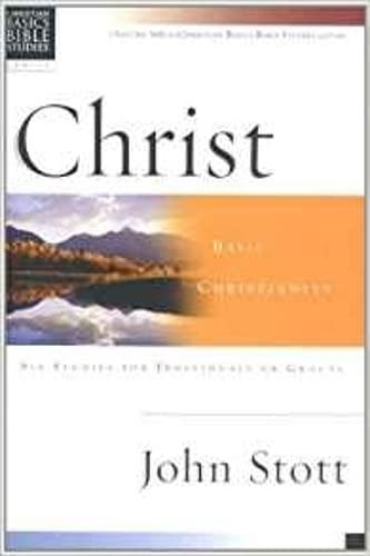 9780851113401: Christ (Christian Basics Bible Studies)