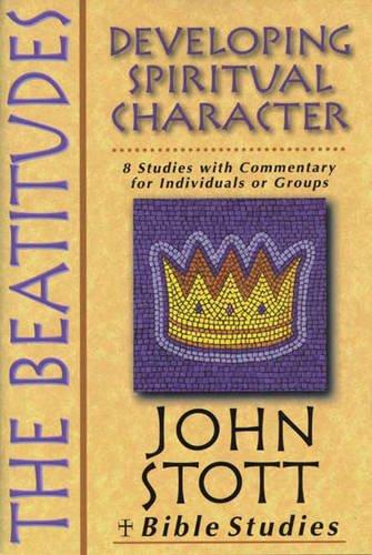 9780851113913: JSBS: the Beatitudes: Developing Spiritual Character (Bible Studies)