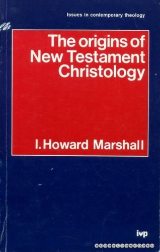 9780851114002: Origins of New Testament Christology (Issues in contemporary theology)