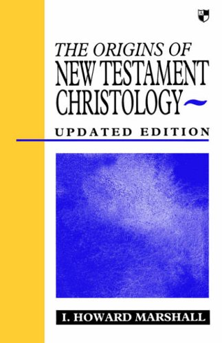 9780851114163: Origins of New Testament Christology