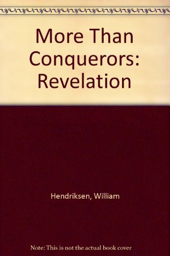 9780851115634: More Than Conquerors: Revelation