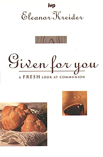 9780851115825: Given for you: Communion Past And Present