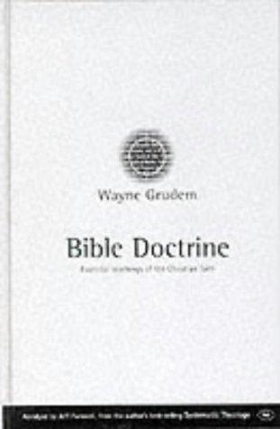 9780851115948: Bible Doctrine: Essential Teachings of the Christian Faith