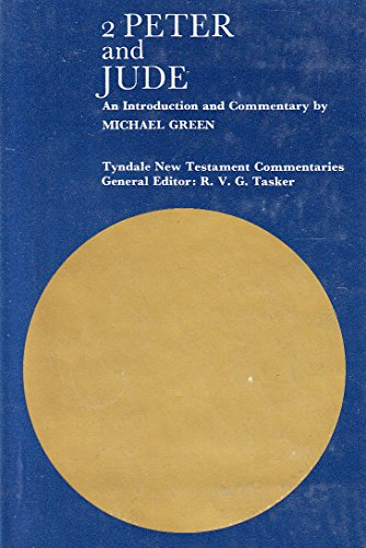 9780851116174: Peter II and Jude (Tyndale New Testament Commentaries)