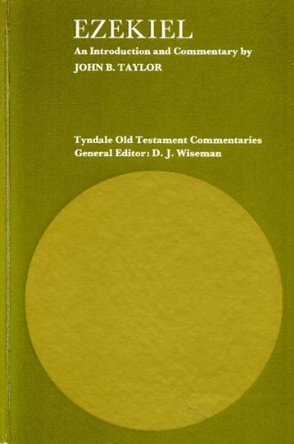 9780851116235: Ezekiel (Tyndale Old Testament Commentary Series)