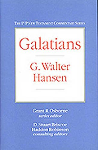 9780851116754: Galatians (Tyndale New Testament Commentaries)