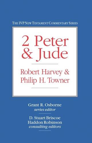 9780851116778: 2 Peter and Jude (IVP New Testament Commentaries)