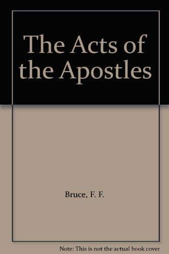 9780851117027: Acts of the Apostles