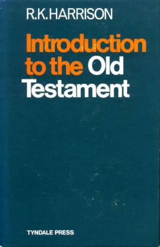 9780851117232: Introduction to the Old Testament
