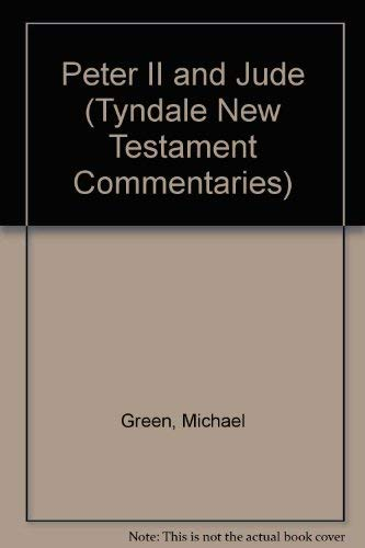 9780851118185: Peter II and Jude (Tyndale New Testament Commentaries)