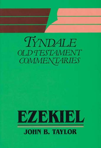 9780851118222: Ezekiel (Tyndale Old Testament Commentary Series)