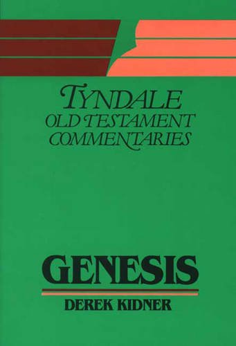 9780851118239: Genesis (Tyndale Old Testament Commentary Series)