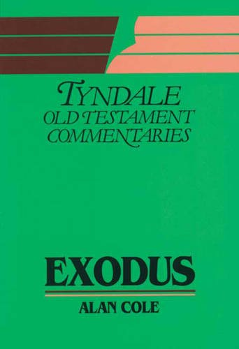 9780851118260: Exodus (Tyndale Old Testament Commentary Series)