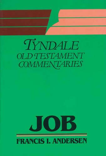 9780851118314: Job (Tyndale Old Testament Commentary Series)