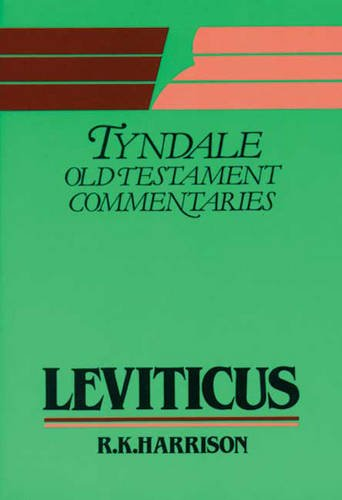 9780851118345: Leviticus: An Introduction and Commentary (Tyndale Old Testament Commentary Series)