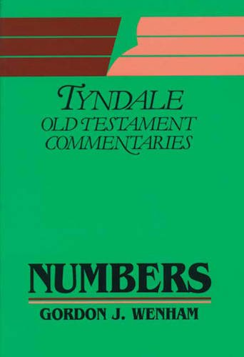 9780851118369: Numbers: An Introduction and Commentary (Tyndale Old Testament Commentary Series)