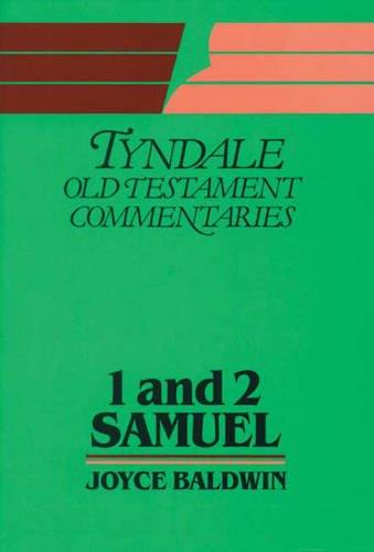 9780851118420: Samuel I and II (Tyndale Old Testament Commentary Series)