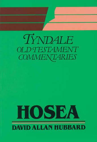 9780851118437: Hosea (Tyndale Old Testament Commentary Series)