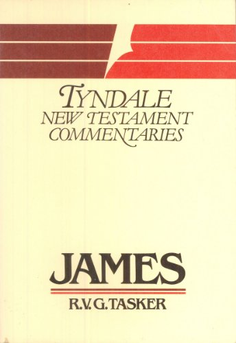 9780851118659: James (Tyndale New Testament Commentaries)