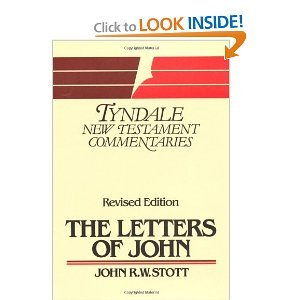 9780851118680: The Epistles of John (Tyndale New Testament Commentaries)
