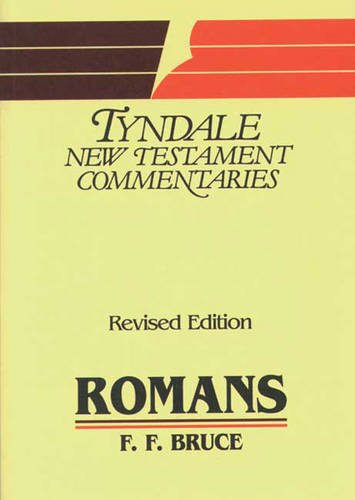 9780851118758: Epistle of Paul to the Romans: An Introduction and Commentary (Tyndale New Testament Commentaries)